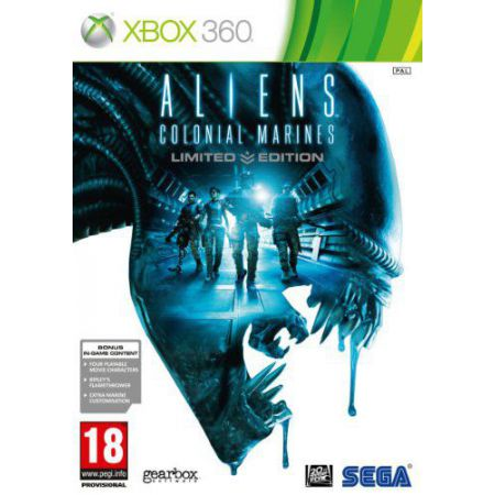 Jeu Xbox 360 - Aliens Colonial Marines - Edition Limit�e