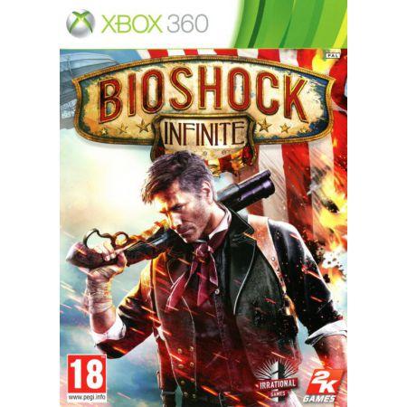 Jeu Xbox 360 - Bioshock Infinite