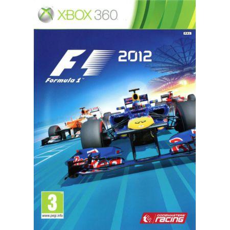 Jeu Xbox 360 - Formula 1 : F 2012 - JXB3608965
