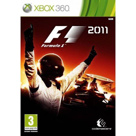 Jeu Xbox 360 - Formula 1 : F1 2011
