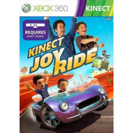 Jeu Xbox 360 - Kinect Joy Ride