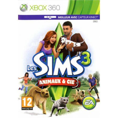 Jeu Xbox 360 - Les Sims 3 Animaux & Cie