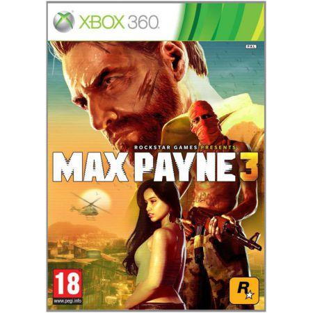 Jeu Xbox 360 - Max Payne 3