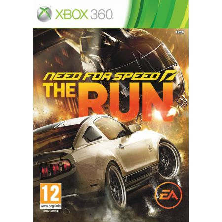 Jeu Xbox 360 - Need For Speed The Run Limited Edition