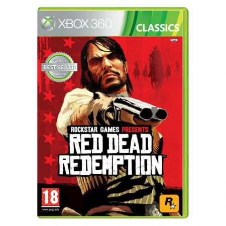 Jeu Xbox 360 - Red Dead Redemption - Classics - JXB3604519