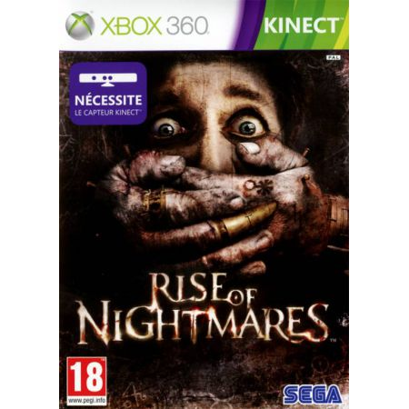 Jeu  Xbox 360 - Rise Of Nightmares