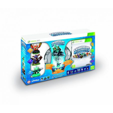Jeu Xbox 360 - Skylanders : Spyro's Adventure - Pack De Démarage / Starter Pack