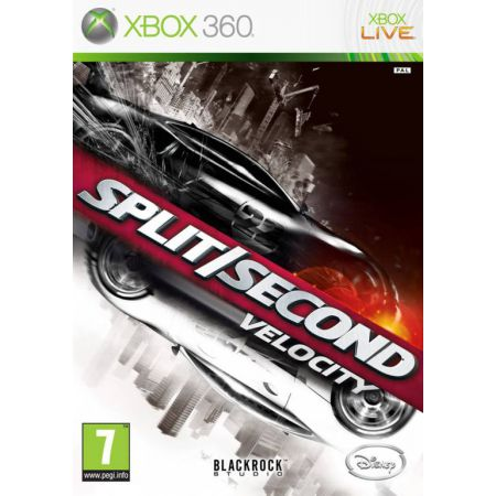 Jeu Xbox 360 - Split Second Velocity