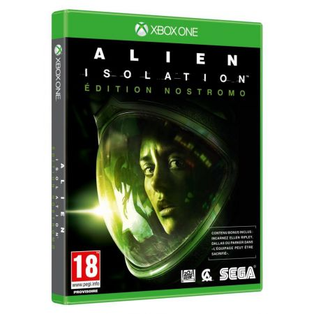 Jeu Xbox One - Alien Isolation - Edition Nostromo