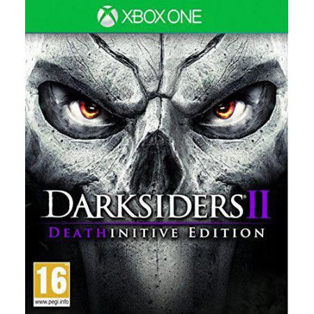 Jeu Xbox One - Darksiders 2 : Deathinitive Edition