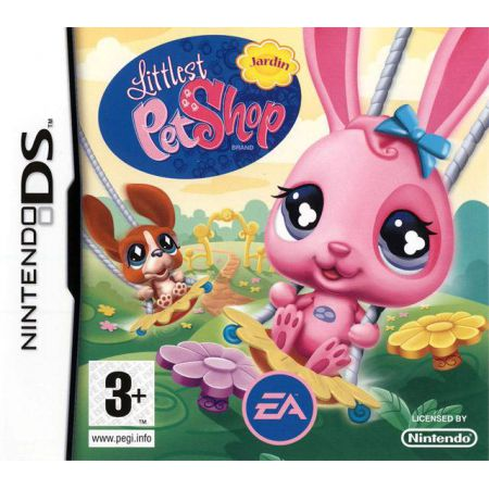 Littlest Pet Shop Ds Jardin Ds