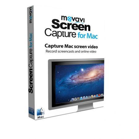 Logiciel Pour Mac - Movavi Screen Capture For Mac