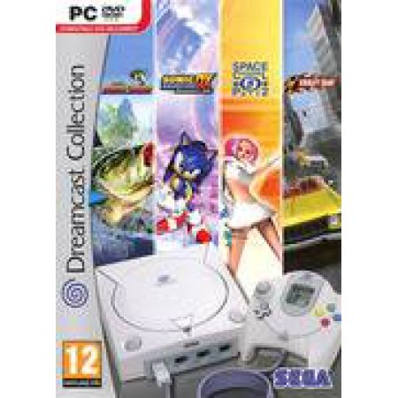 LOT 4 JEUX PC DREAMCAST COLLECTION SONIC BASS FISHING