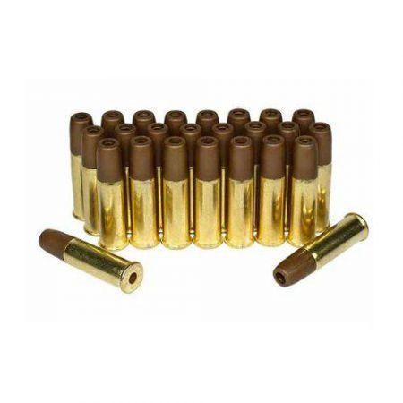 Lot De 25 Douilles Cartouche 6mm Dan Wesson 16549