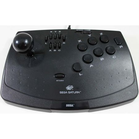 Manette Joystick Virtua Stick Arcade Officiel Sega Saturn - ASAT1125