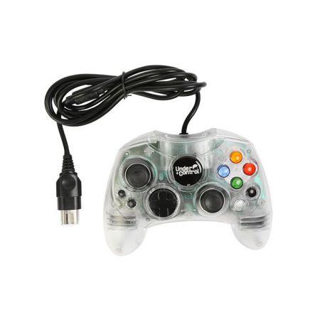Manette Slim Pour Console Xbox 1 - Transparente - Under Control