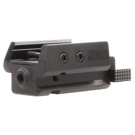 Micro Laser Sight Metal Swiss Arms Pour Rail Picatinny 263877