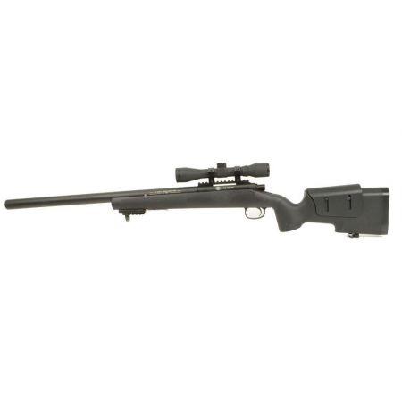 Pack Fusil Sniper FN Herstal SPR A5M Spring (200700) + Lunette de vis�e 4x32 (263858)