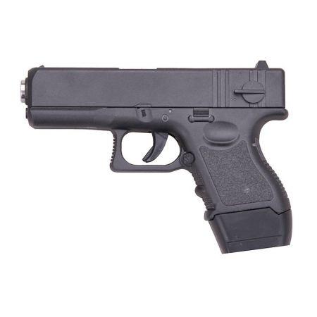 Pistolet à Billes Galaxy Glock G16 G.16 Spring Full Metal - PA-SP-4614