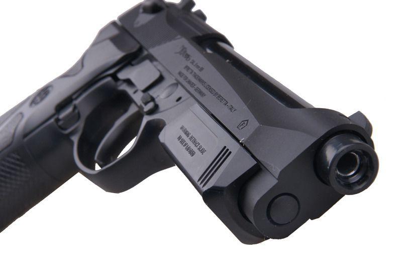 Pistolet Beretta 90 Two Noir Spring Avec Rail 25912 ...
