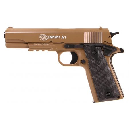 Pistolet Colt M1911 A1 HPA 1911 Spring Tan - Culasse Metal - 180126