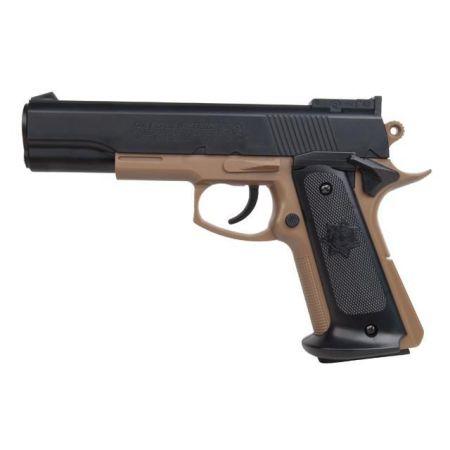 Pistolet Colt MK IV 4 Series 70 Spring Tan & Noir - 180124