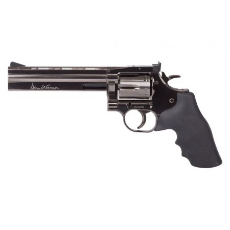 Pistolet Dan Wesson 715 Revolver 357 Magnum Co2 6 Pouces 1.9 Joule Steel Grey - ASG - 18191