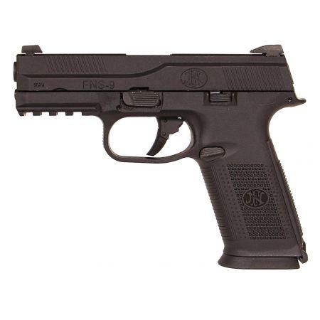 Pistolet FN Herstal FNS-9 GBB Gaz Blowback Culasse Métal Noir - 200511