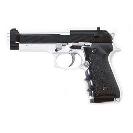 Pistolet HFC M9 M92F Spring Bicolor Silver & Noir - PA-SP-5363