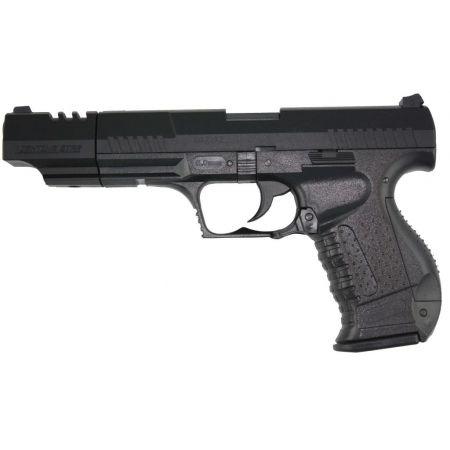 Pistolet HFC P99 Long Spring Noir + Compensateur - PA-SP-2438