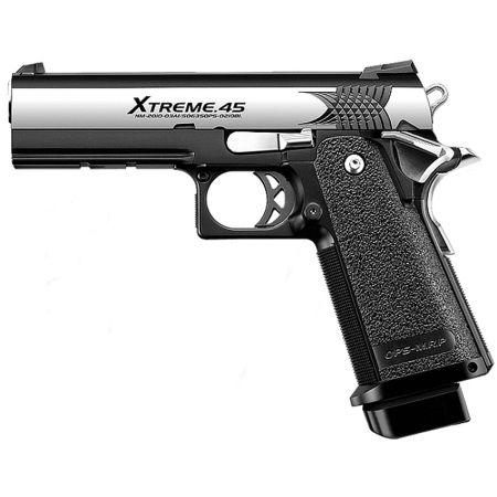 Pistolet Hi-capa 4.3 Xtreme.45 Tokyo Marui Full auto GBB Gaz Blowback