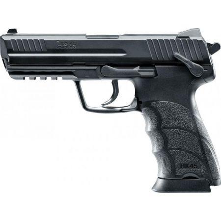 Pistolet HK45 Co2 Umarex (Heckler & Koch HK 45) 2 Joules Noir - 25978
