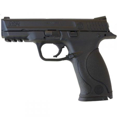 Pistolet M&P 9 Long Gaz Smith & Wesson Blowback Noir GBB - 320512