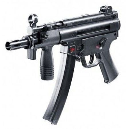 Pistolet Mitrailleur HK MP5 MP5K Co2 Umarex Heckler & Koch Blowback 2 Joules - 25786