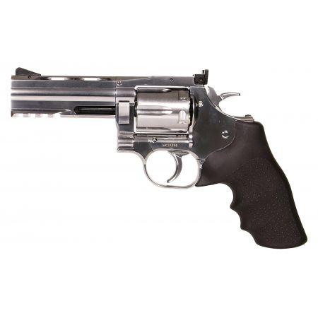 Pistolet Revolver Dan Wesson 715 357 Magnum 4 Pouces Silver Co2 18610