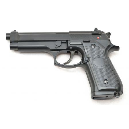 Pistolet Type M9 M92 Gaz NBB STTI Noir - PA-GAZ-5448