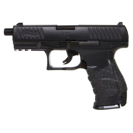 Pistolet Walther PPQ Navy Kit Spring Noir Softair - 25109