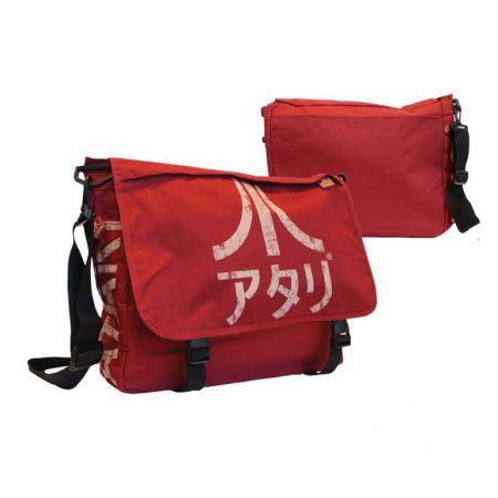 Sac Sacoche Bandouli�re Rouge Atari Japanese - PD-SAC-0913