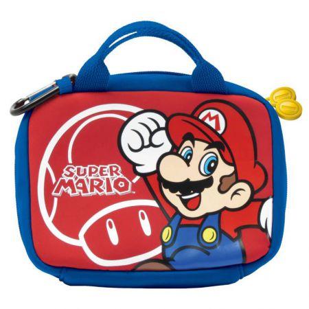 Sacoche de Transport Mario Console Nintendo 3Ds XL Dsi & Ds Lite - 3DS-362U