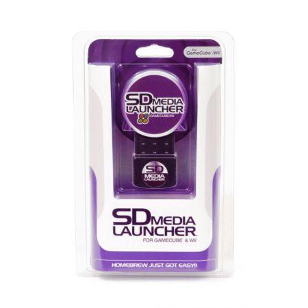 SD Media Launcher Datel Nintendo GameCube & Wii (Emulateur - Freeloader) AGC7675