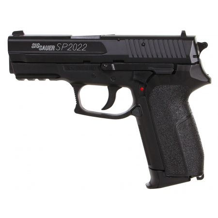 Sig Sauer Sp2022 Co2 Culasse Metal 6mm 280301