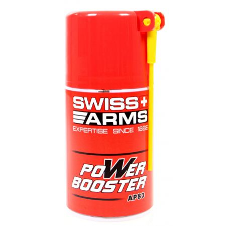 Spray Huile Silicone APS3 Power Booster 130ml - Swiss Arms - 603559