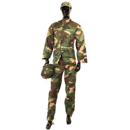 Tenue Complete Camouflage Kit Dpm Swiss Arms 610112 (Taille M)