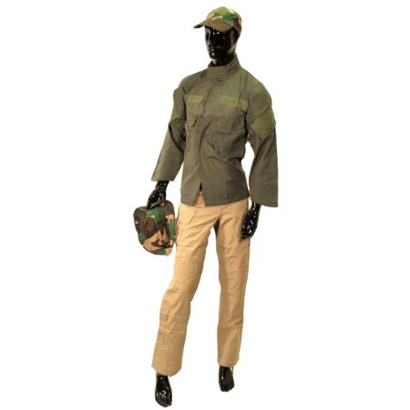 Tenue Complete Camouflage Swiss Arms Contractor 610143 (Taille M)