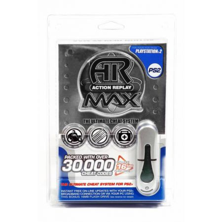 Action Replay Max Evo + Cle Usb 16mb Ps2