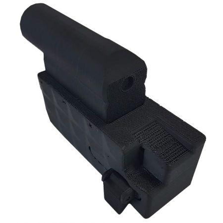 Adaptateur de Chargeur M4 pour Fusil à Pompe Airsoft Elements - 80037