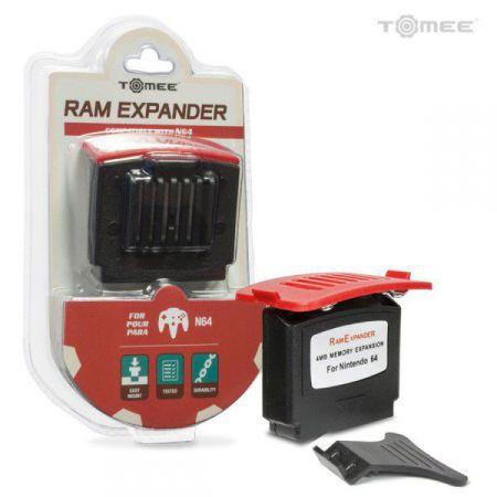 Adaptateur Expansion Pack Nintendo 64 N64 - RAM Expander