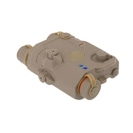 Boîtier PEQ AN/PEQ 15 Tan - Porte Batterie - TAN