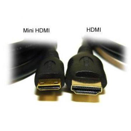 Cable Hdmi Mini Hdmi 2m High Speed With Ethernet
