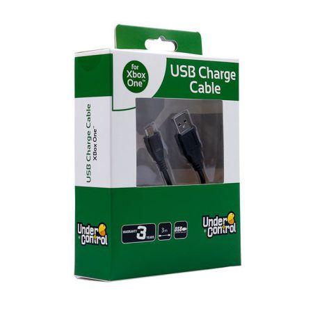 Câble USB vers Micro USB Pour Console & Manette Xbox One (3m) - 3302